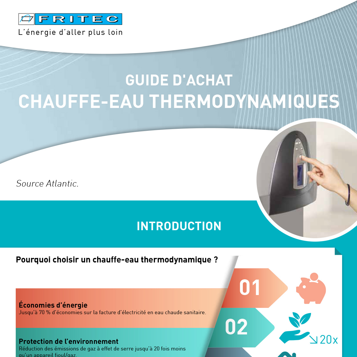 Guide d'achat ballon thermodynamique