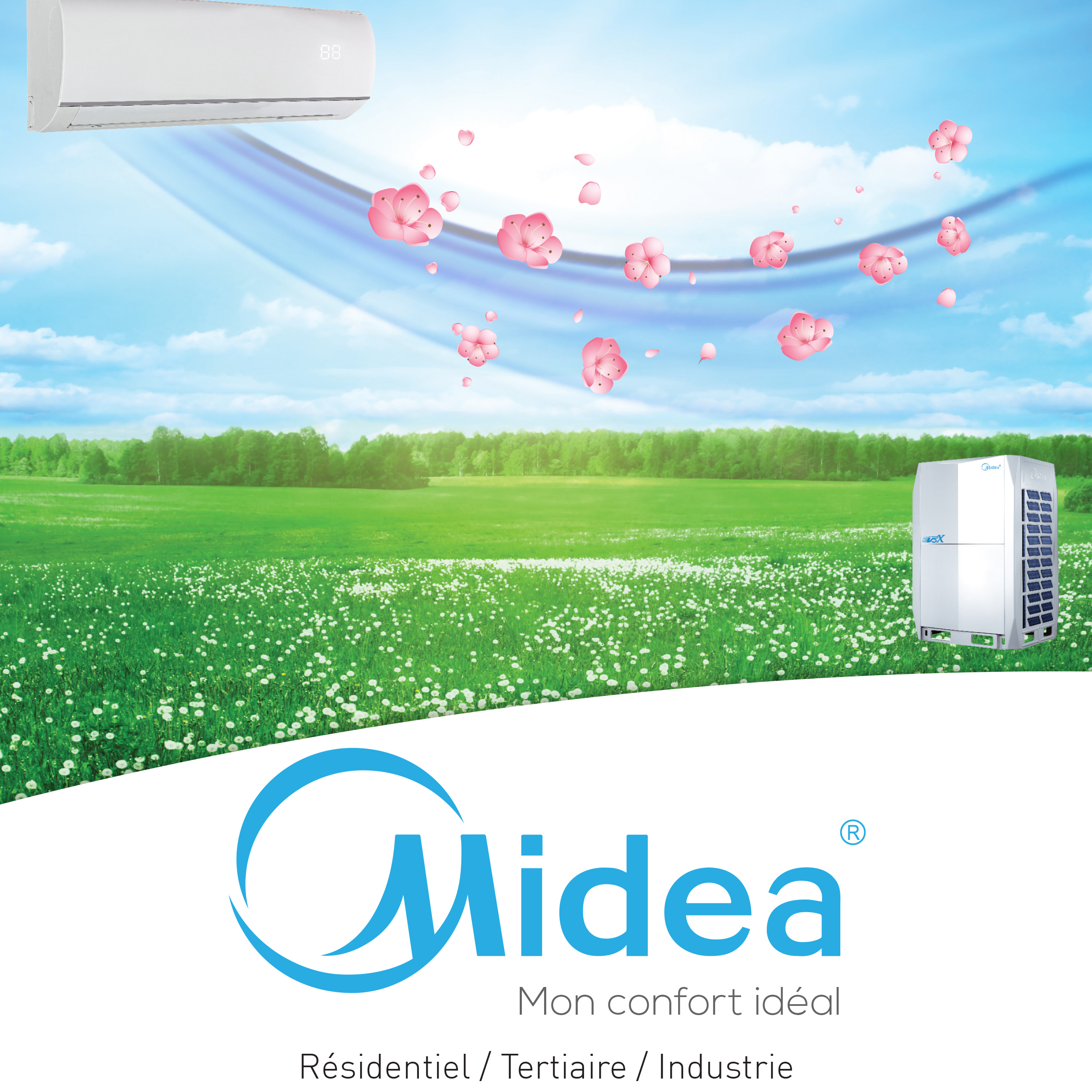 Catalogue Midea 2016