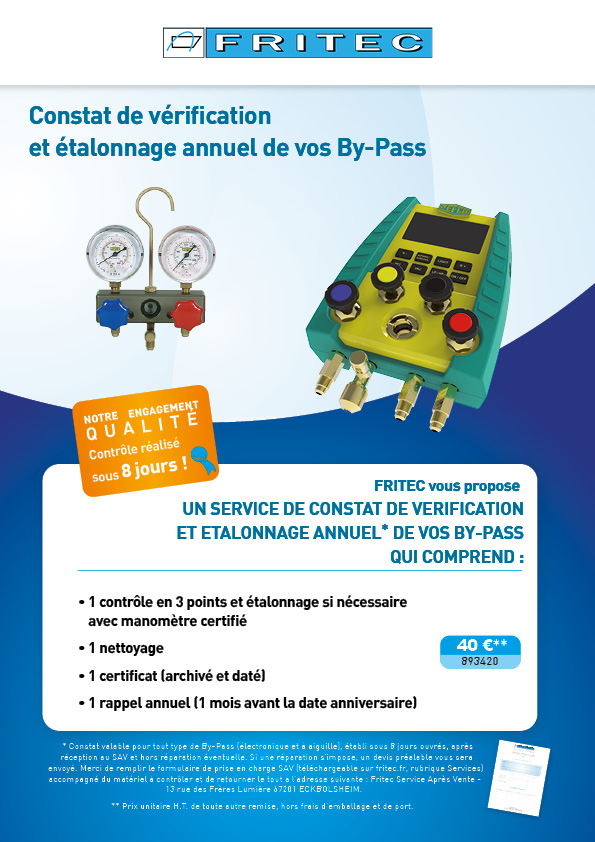 Constat By-pass